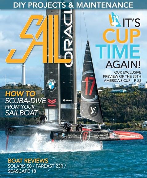 Sail Cover - 5/1/2017