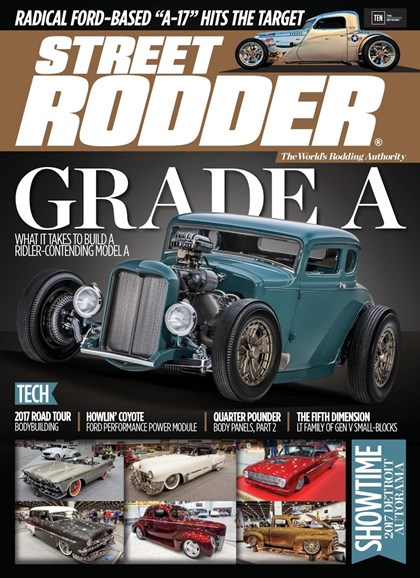 Street Rodder Cover - 9/1/2017
