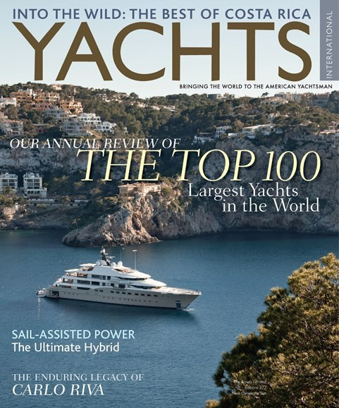 Yachts International Cover - 7/1/2017