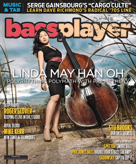 Bass Player Cover - 8/1/2017