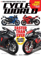 Cycle World Magazine 8/1/2017