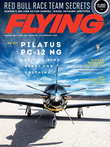 Flying Cover - 8/1/2017
