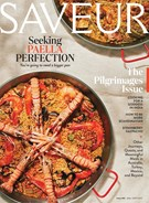Saveur Magazine 8/1/2017