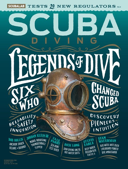 Scuba Diving Cover - 8/1/2017