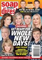 Soap Opera Digest Magazine 7/24/2017