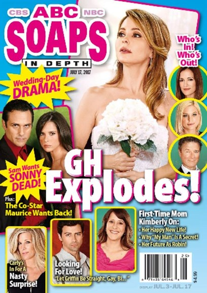 ABC Soaps In Depth Cover - 7/17/2017