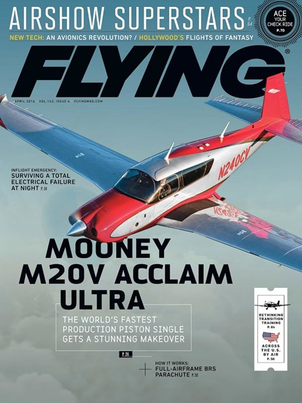 Flying Cover - 4/1/2016