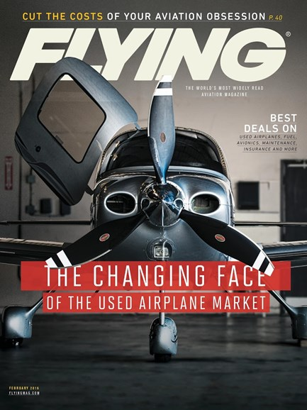 Flying Cover - 2/1/2016