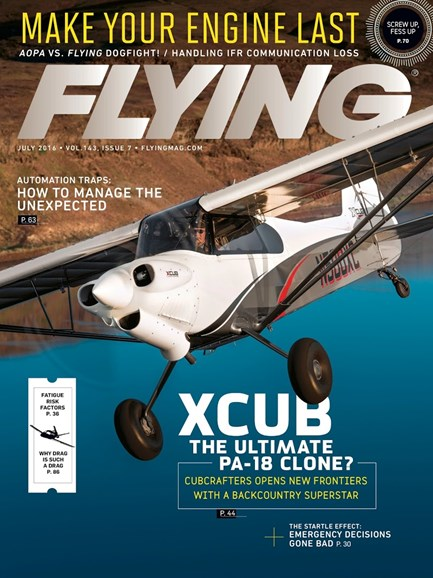 Flying Cover - 7/1/2016