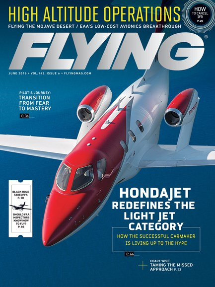 Flying Cover - 6/1/2016