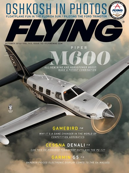 Flying Cover - 10/1/2016