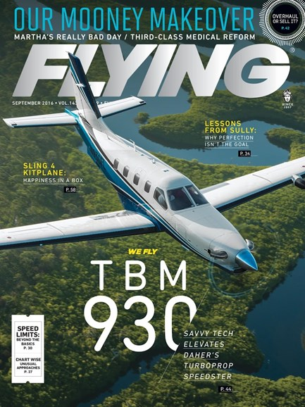 Flying Cover - 9/1/2016