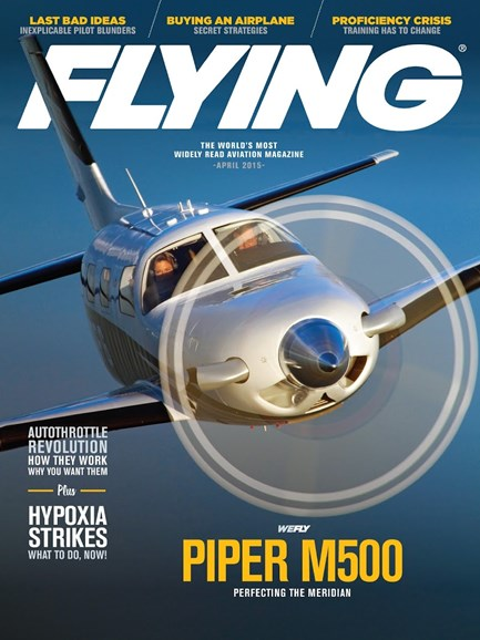 Flying Cover - 4/1/2015