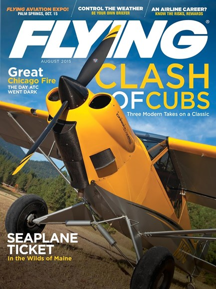 Flying Cover - 8/1/2015