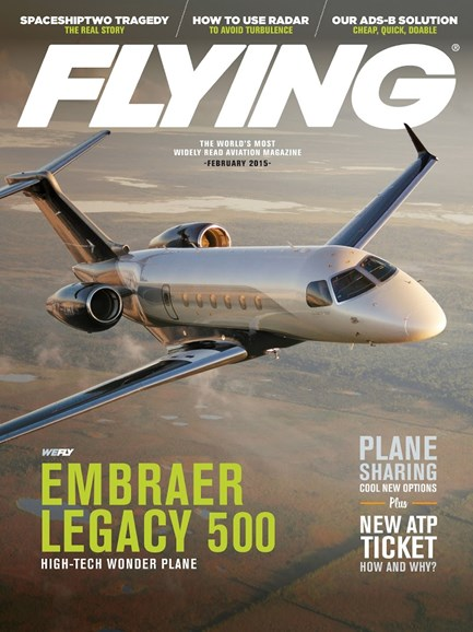 Flying Cover - 2/1/2015