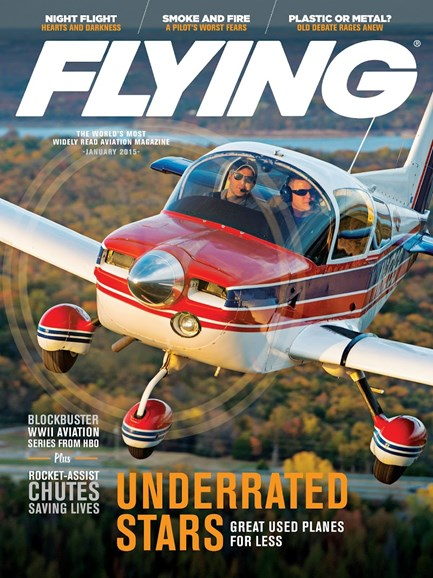 Flying Cover - 1/1/2015