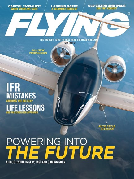 Flying Cover - 7/1/2015