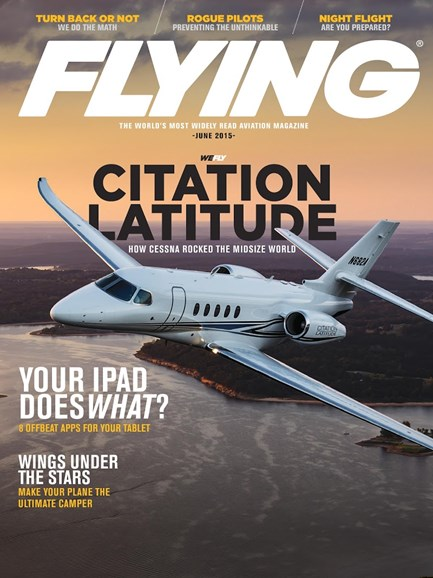 Flying Cover - 6/1/2015