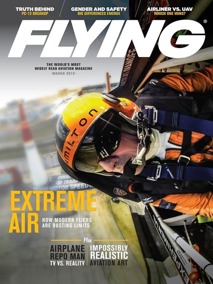 Flying Cover - 3/1/2015