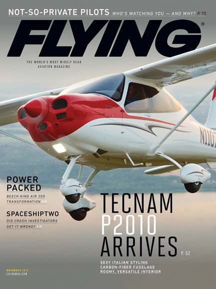 Flying Cover - 11/1/2015