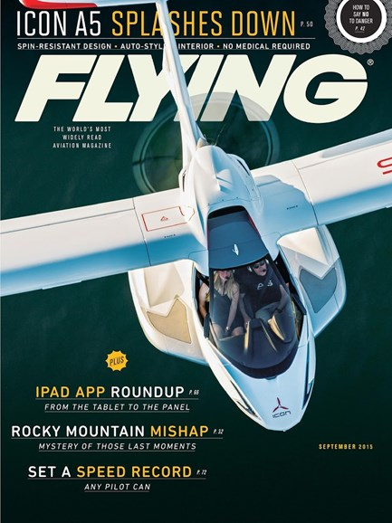 Flying Cover - 9/1/2015