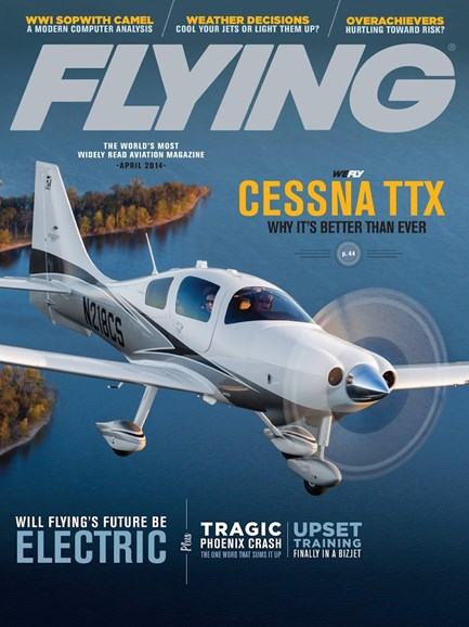 Flying Cover - 4/1/2014