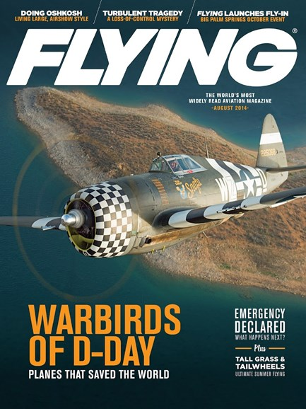 Flying Cover - 8/1/2014