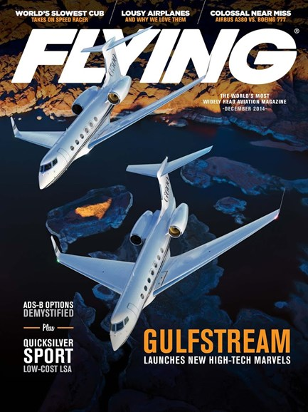 Flying Cover - 12/1/2014