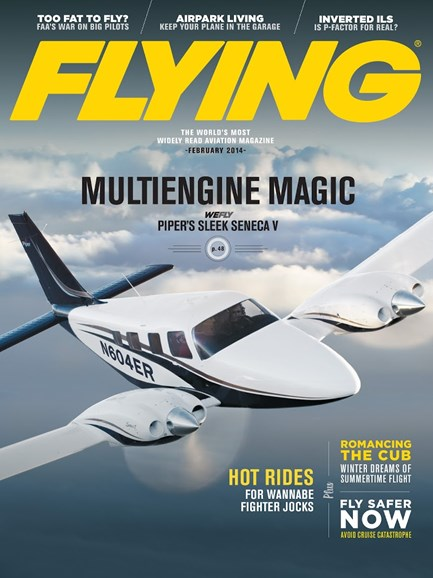 Flying Cover - 2/1/2014