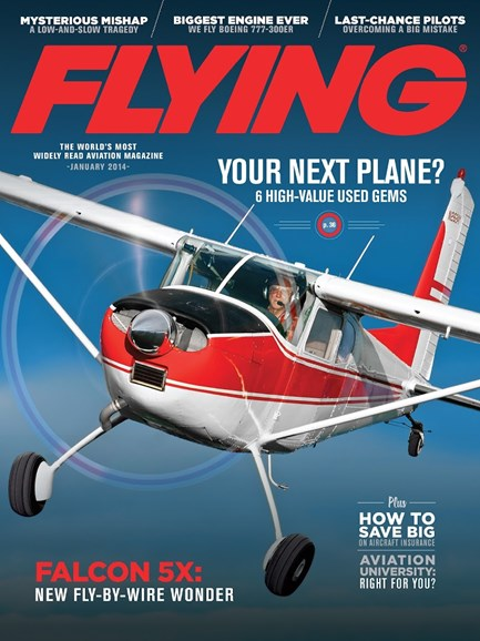 Flying Cover - 1/1/2014