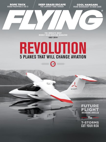 Flying Cover - 7/1/2014
