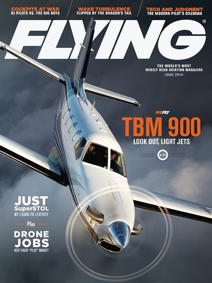 Flying Cover - 6/1/2014