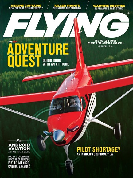 Flying Cover - 3/1/2014