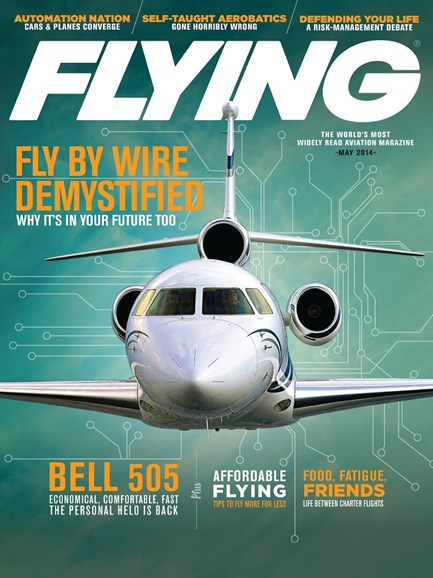 Flying Cover - 5/1/2014
