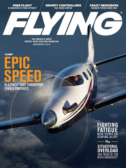 Flying Cover - 11/1/2014