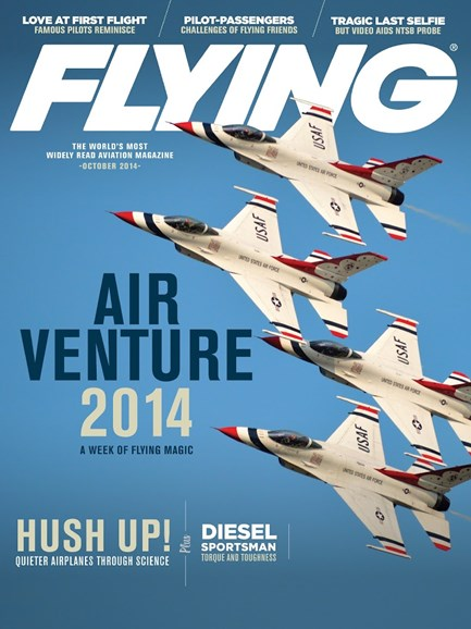 Flying Cover - 10/1/2014