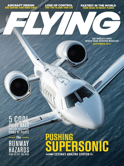 Flying Cover - 9/1/2014