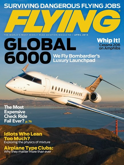 Flying Cover - 4/1/2013