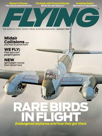 Flying Cover - 8/1/2013