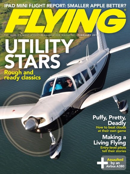 Flying Cover - 2/1/2013