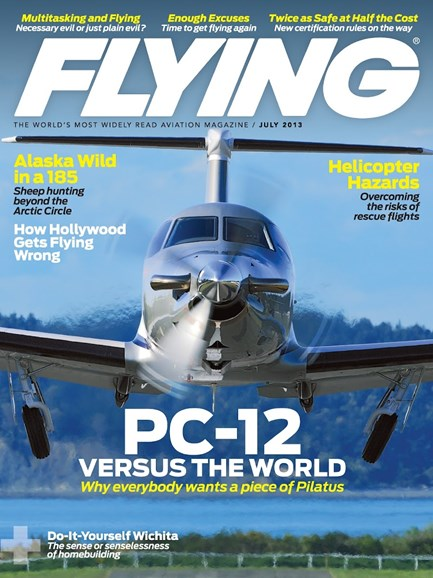 Flying Cover - 7/1/2013
