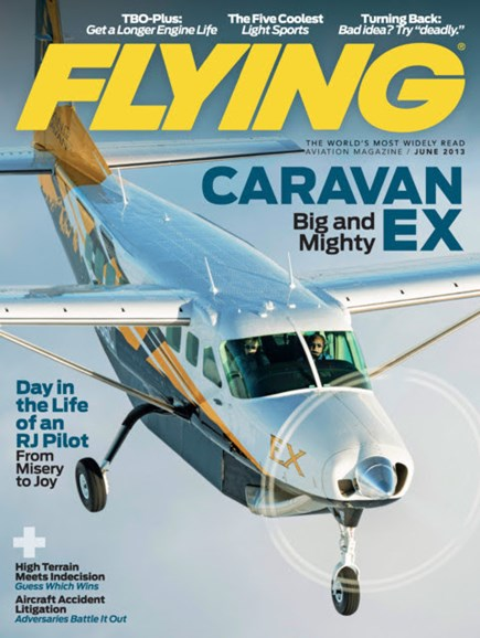 Flying Cover - 6/1/2013
