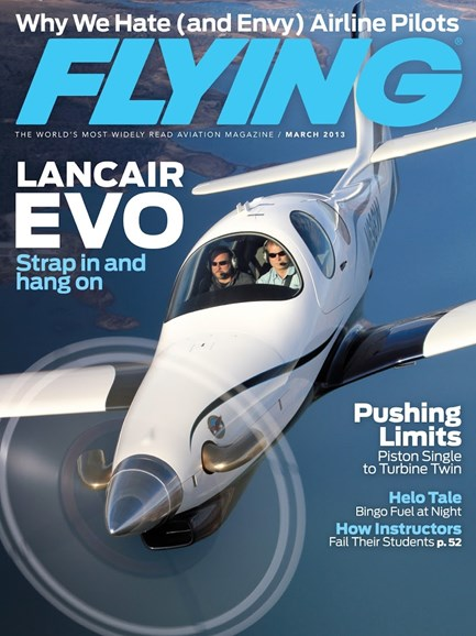 Flying Cover - 3/1/2013