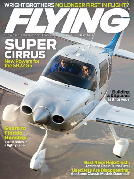 Flying Cover - 5/1/2013