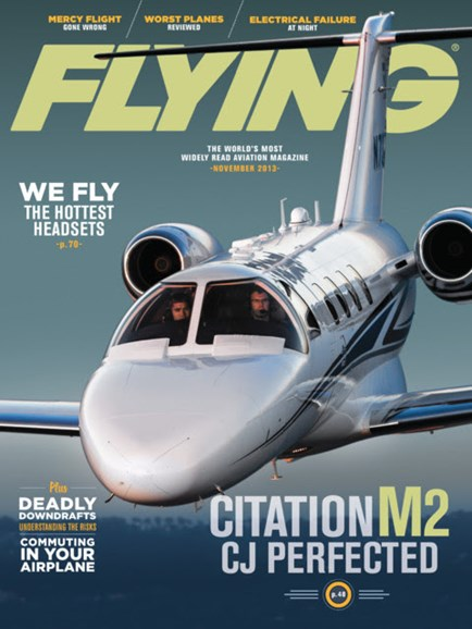 Flying Cover - 11/1/2013