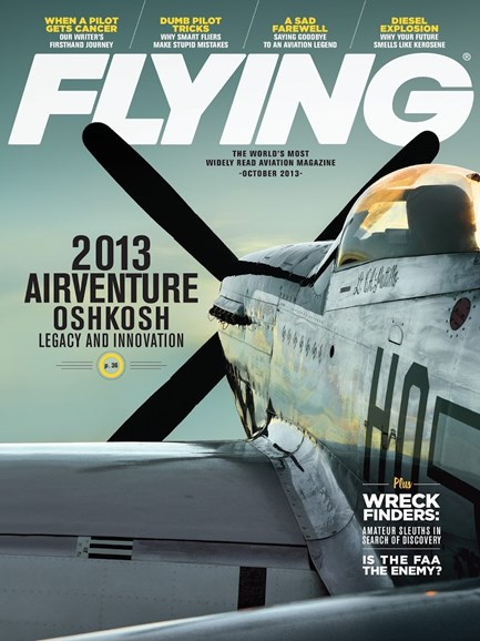 Flying Cover - 10/1/2013