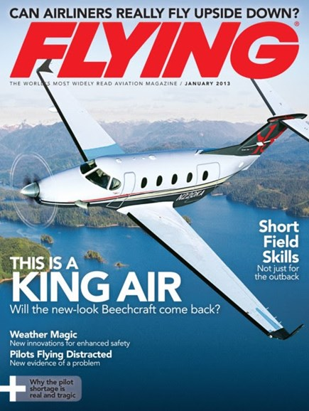 Flying Cover - 1/1/2013