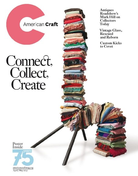 American Craft Cover - 4/1/2017