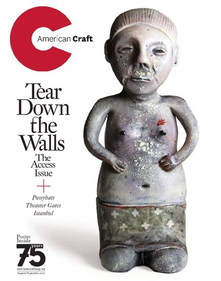 American Craft Cover - 8/1/2017