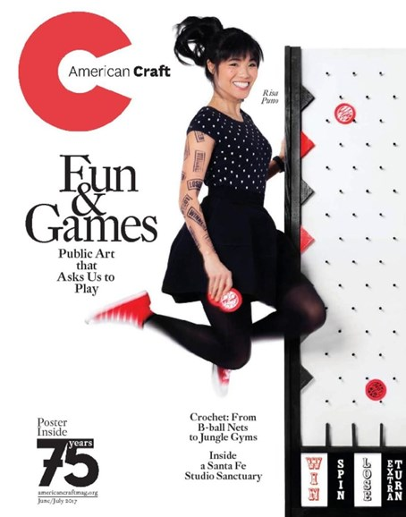 American Craft Cover - 6/1/2017